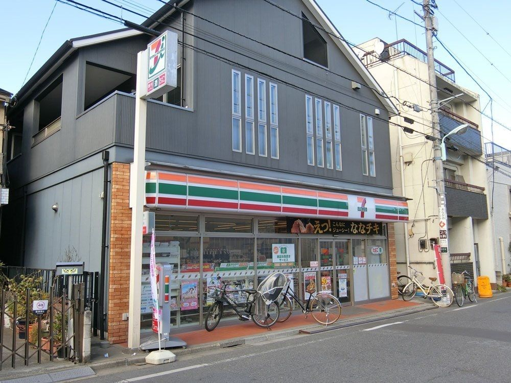 セブンイレブン板橋稲荷台店
