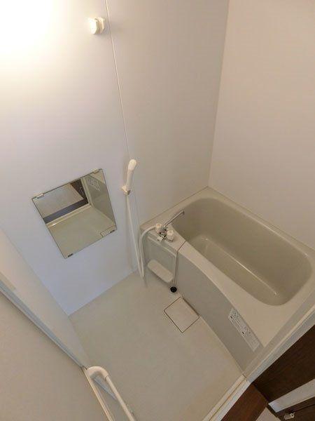 セレッソ板橋の浴室