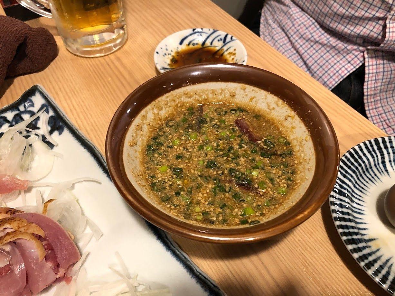 りゅうきゅう(刺身の胡麻醤油漬け) 880円