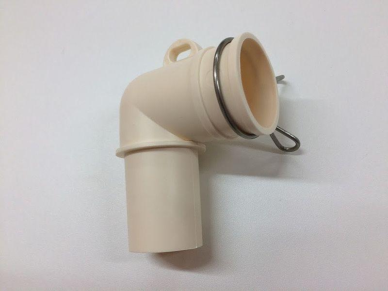 洗濯機排水トラップエルボ