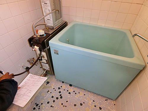 お風呂のバランス釜