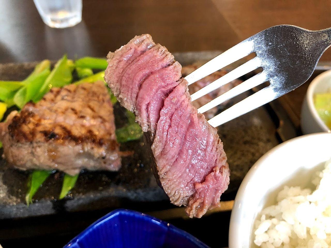 牛フィレステーキセット 1,680円