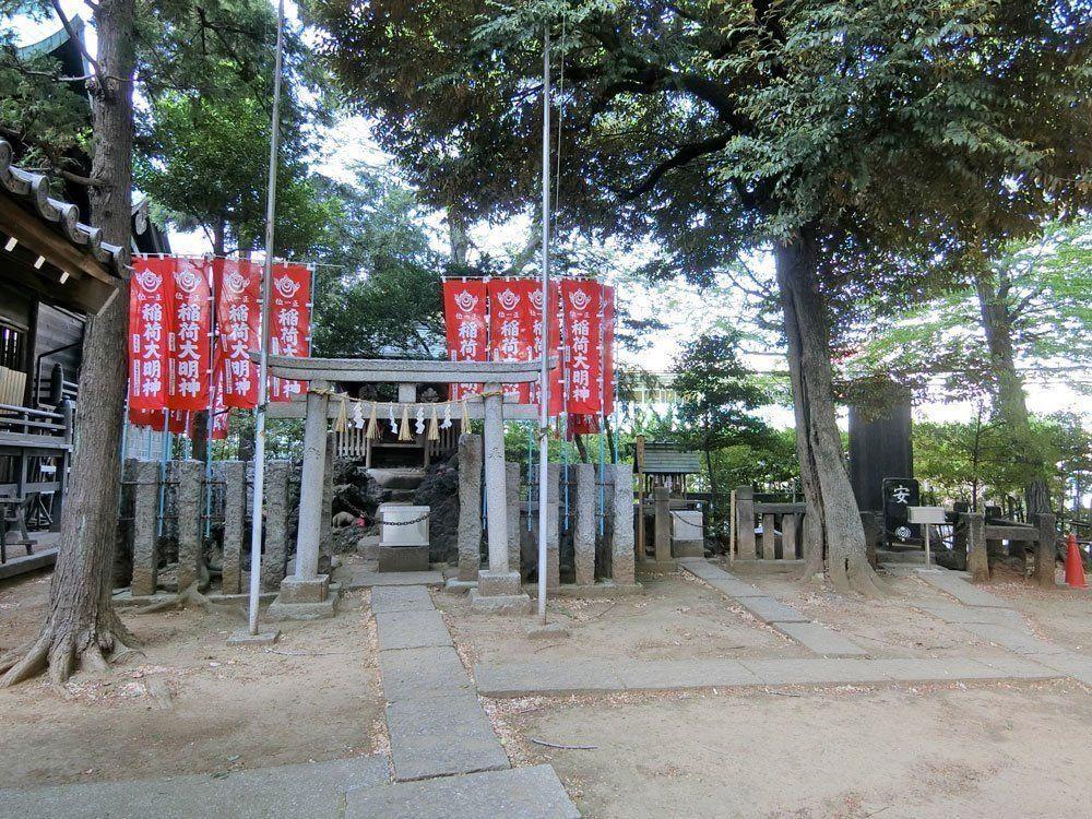 子易神社(板橋区板橋2)