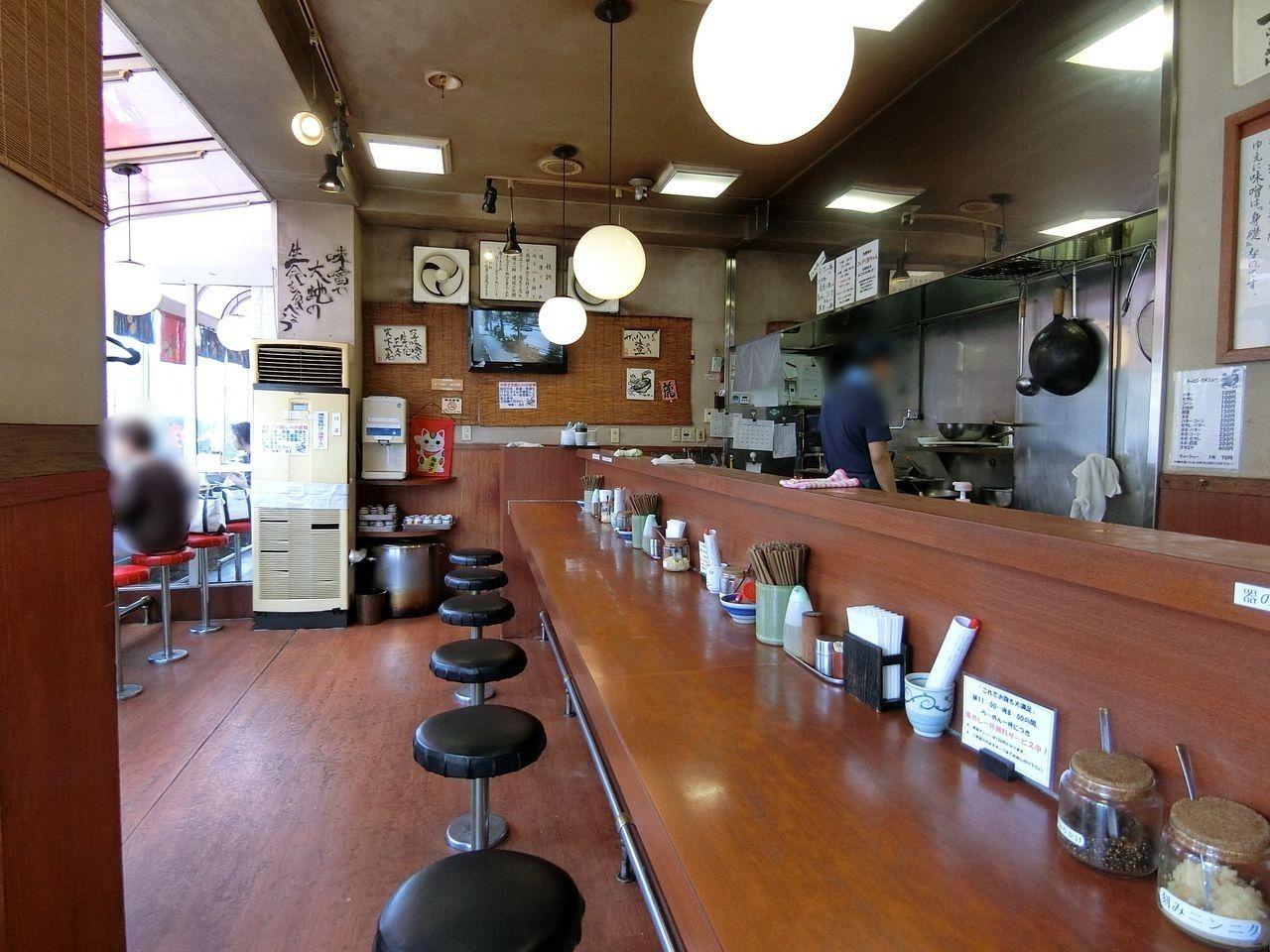 味噌一 常盤台店
