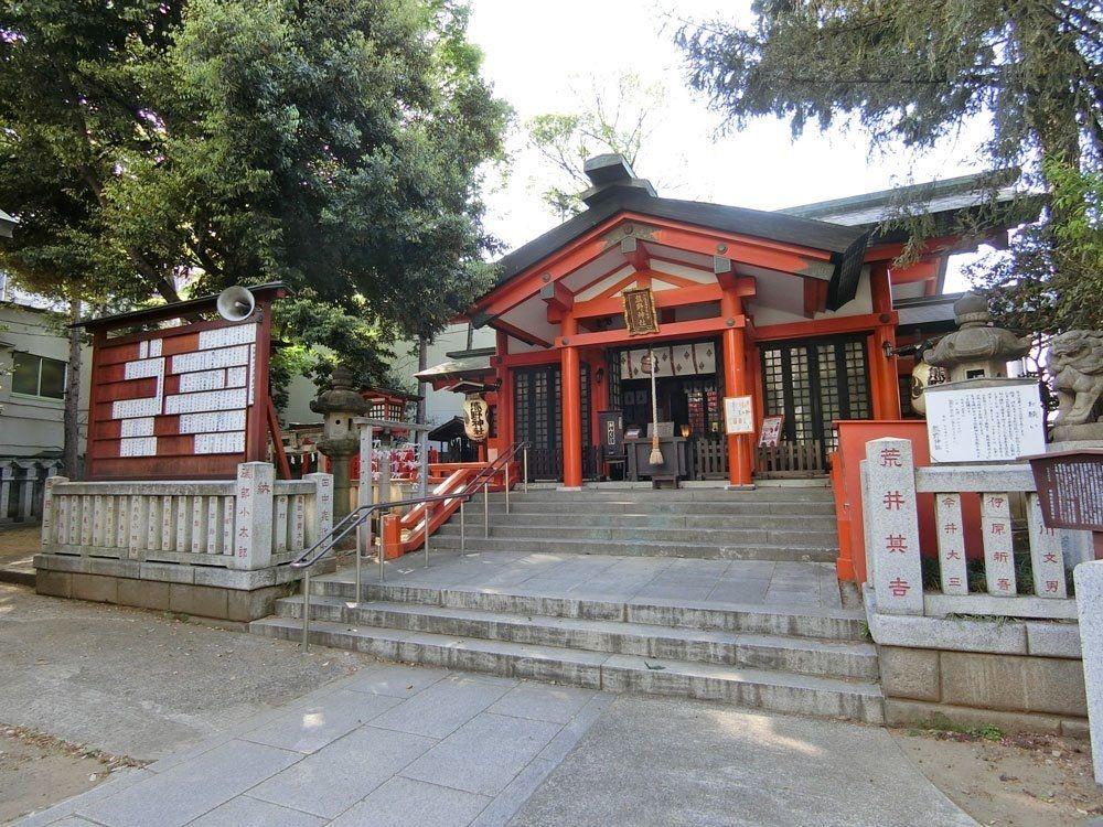 熊野神社(板橋区熊野町)の御朱印