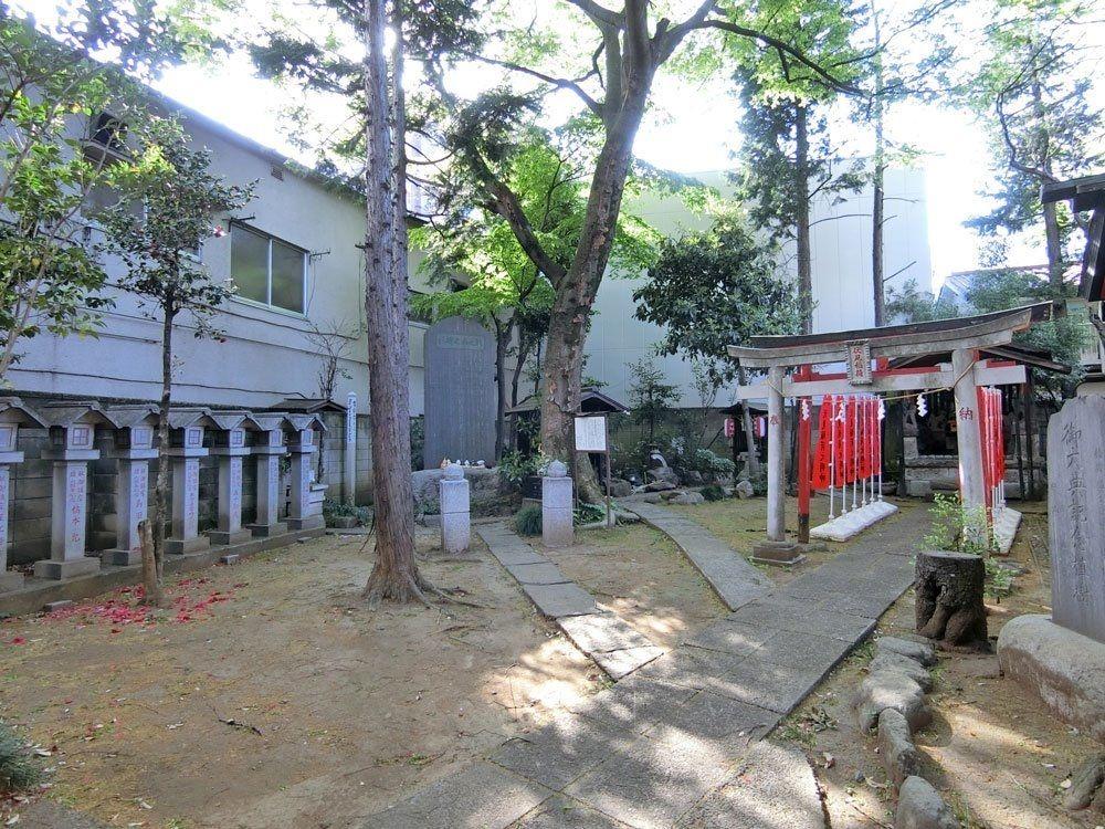 熊野神社(板橋区熊野町)