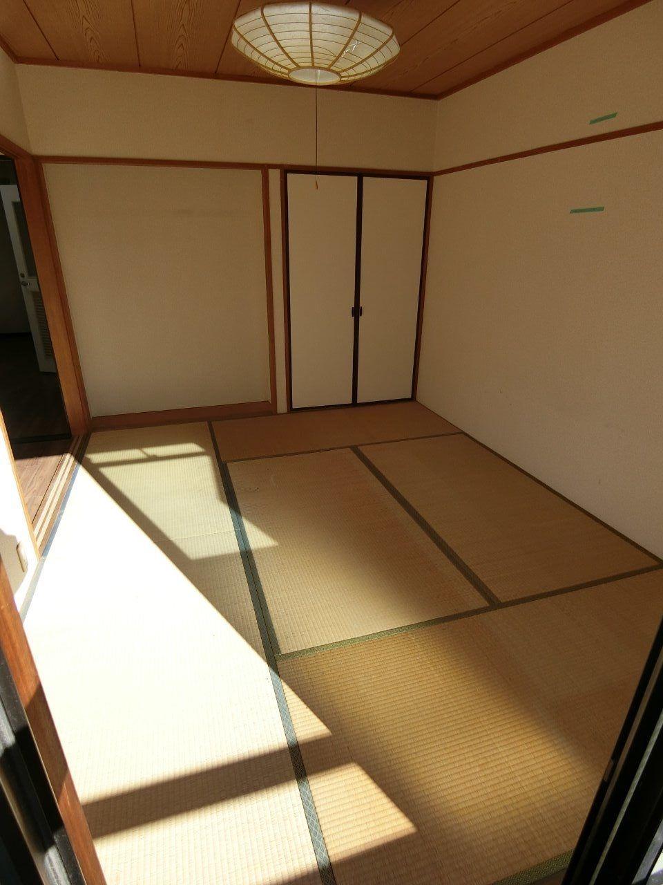 before 和室