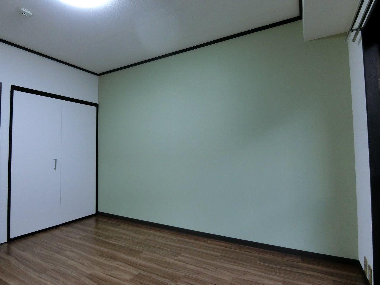 after 洋室(アクセントクロス)