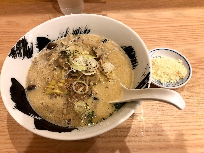 ミルク味噌ラーメン 850円