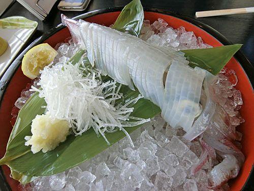 いけす料理「海陽亭」