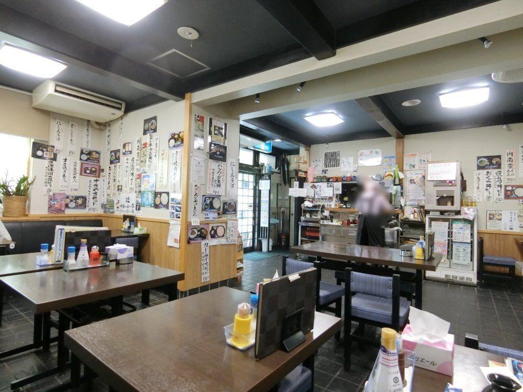 そば処 長寿庵(板橋本町)