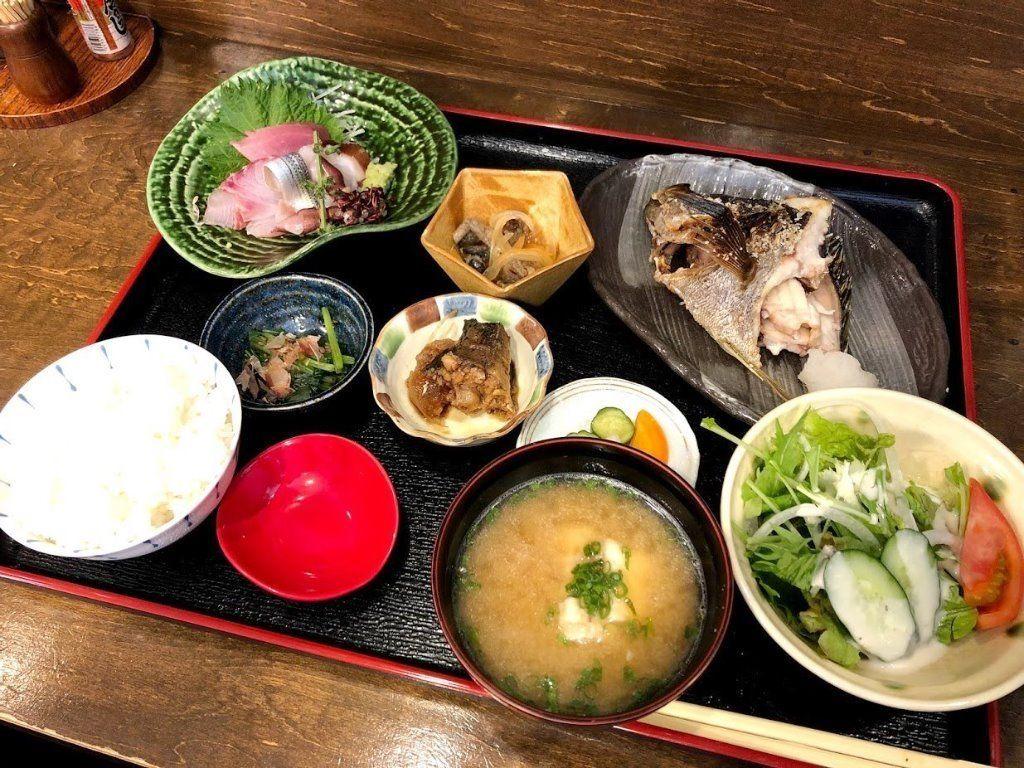 魚ぞう御膳 999円