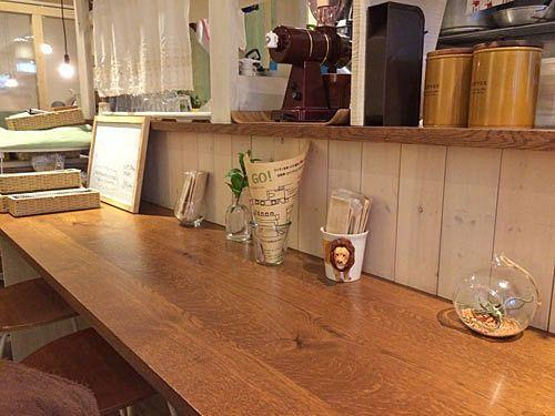 大山のカフェ「8月のライオン」