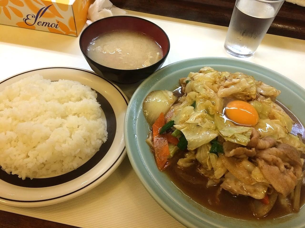 洋庖丁(ようぼうちょう)大山店のスタミナ焼き