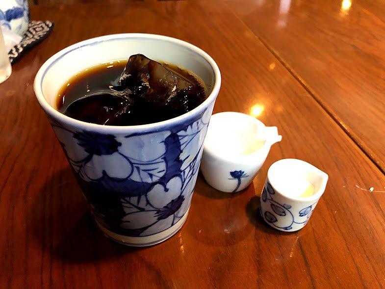 アイスコーヒー 500円