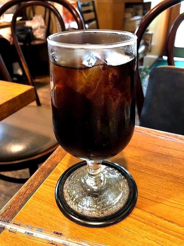 Cafe de CADOT(カフェドカド)のアイスコーヒー