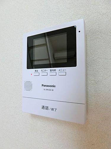 パナソニック VL-MV26-W テレビドアホン