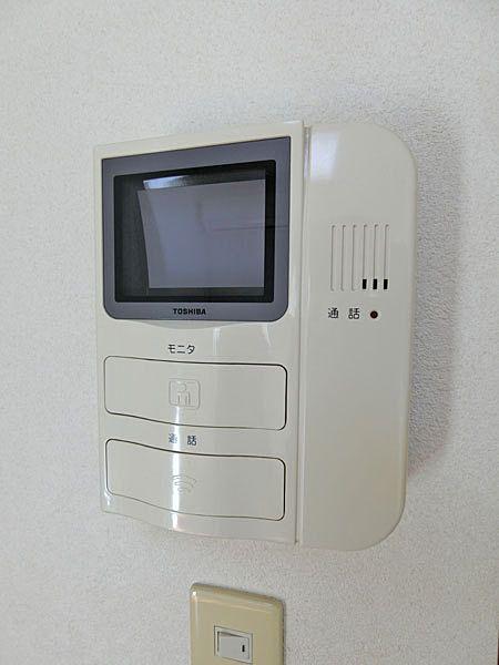 既存のテレビドアホン