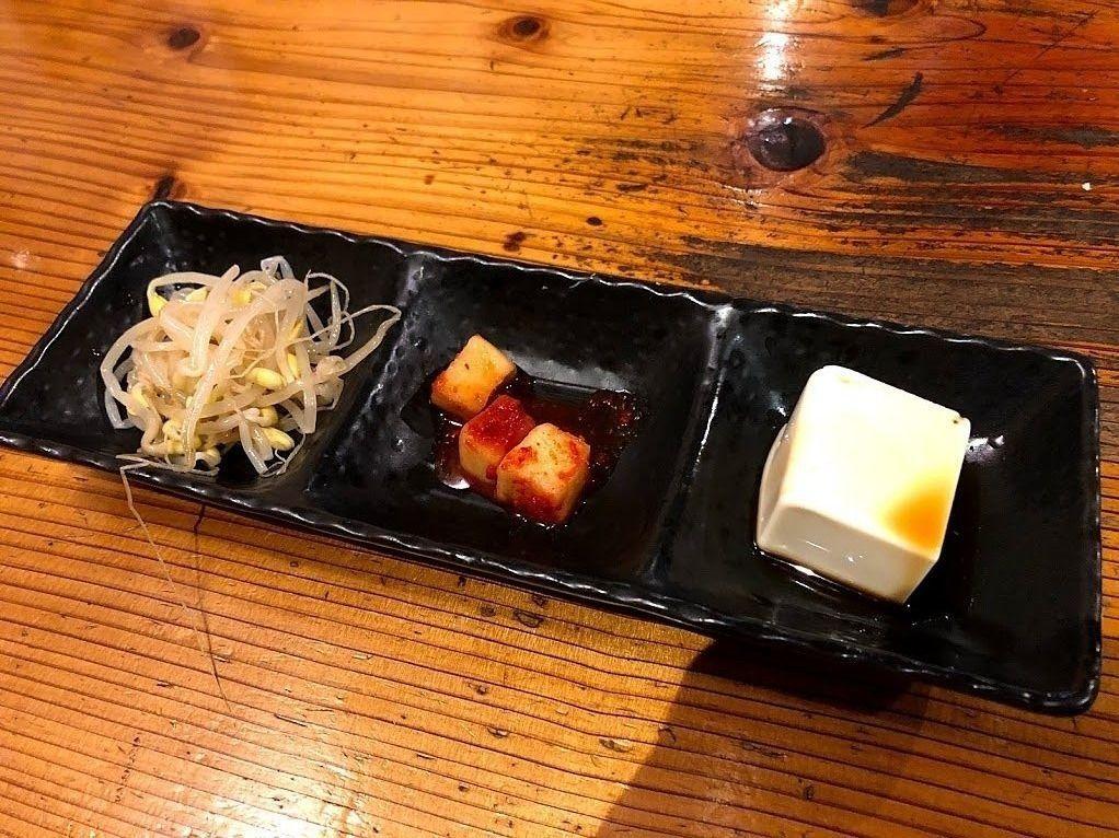 大山の焼肉屋SANKYUの日曜ランチ