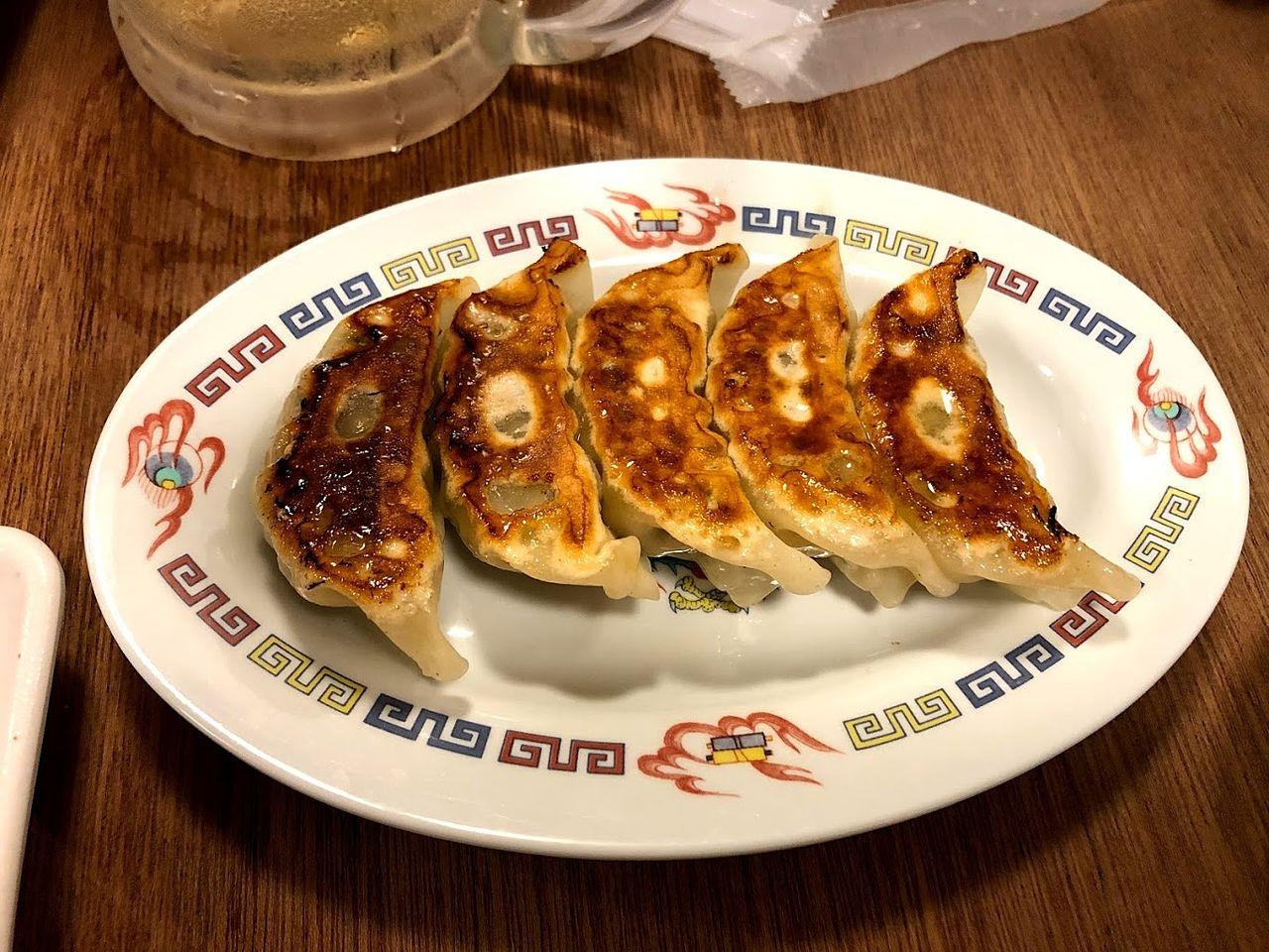 焼き餃子 298円