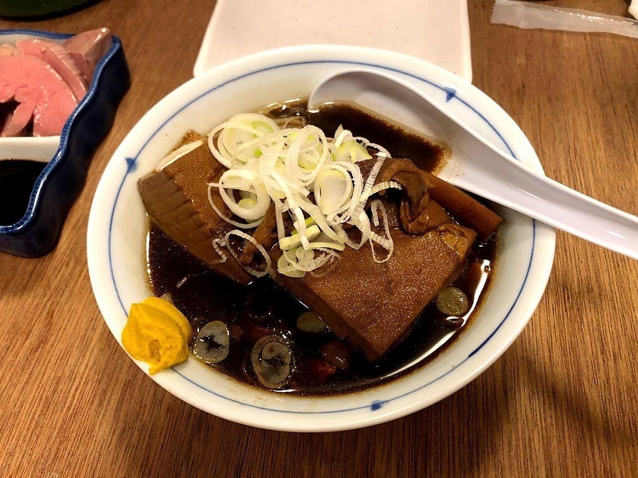 肉豆腐 398円
