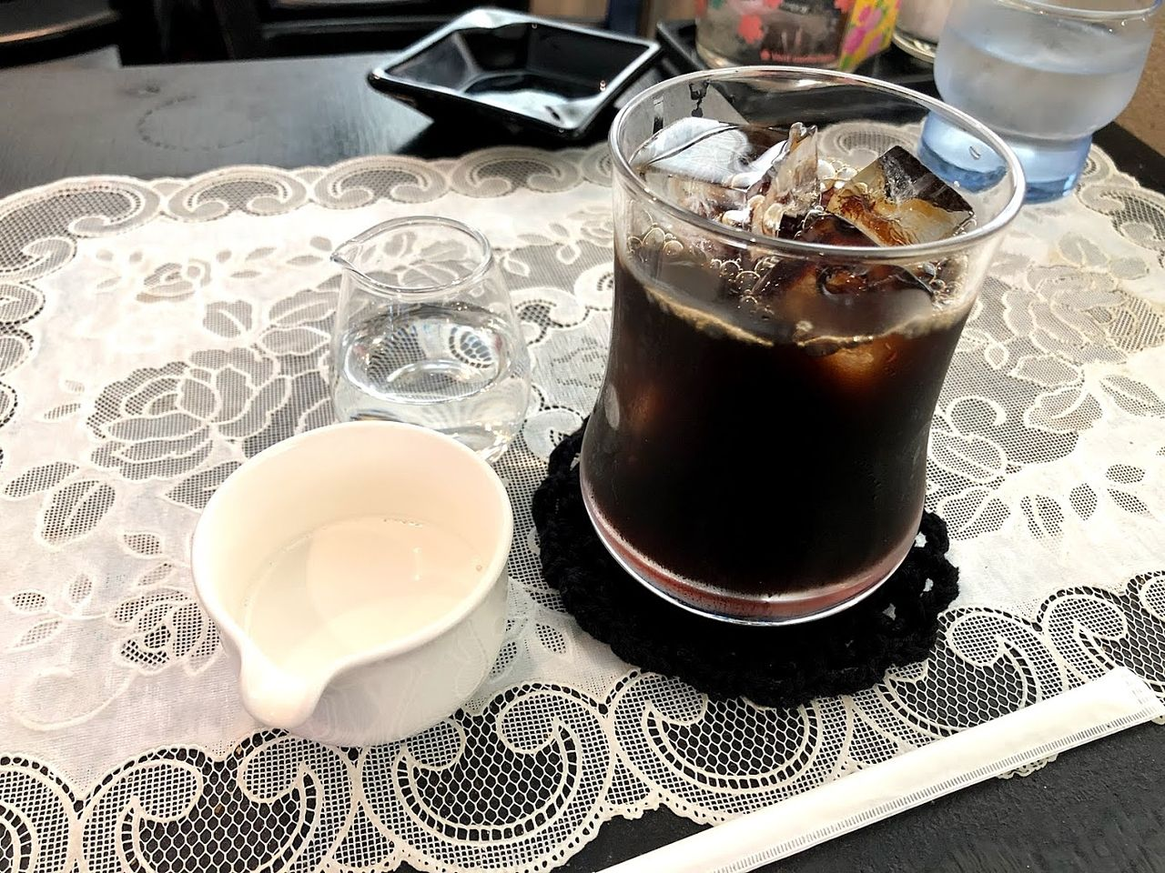 アイスコーヒー 450円