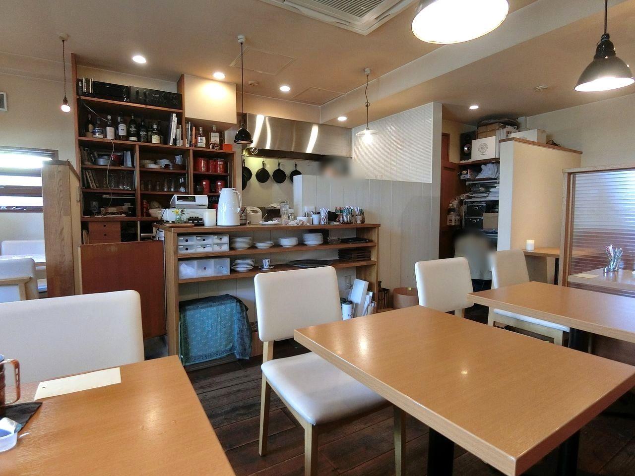 ときわ台のカフェ・喫茶店ノタリ
