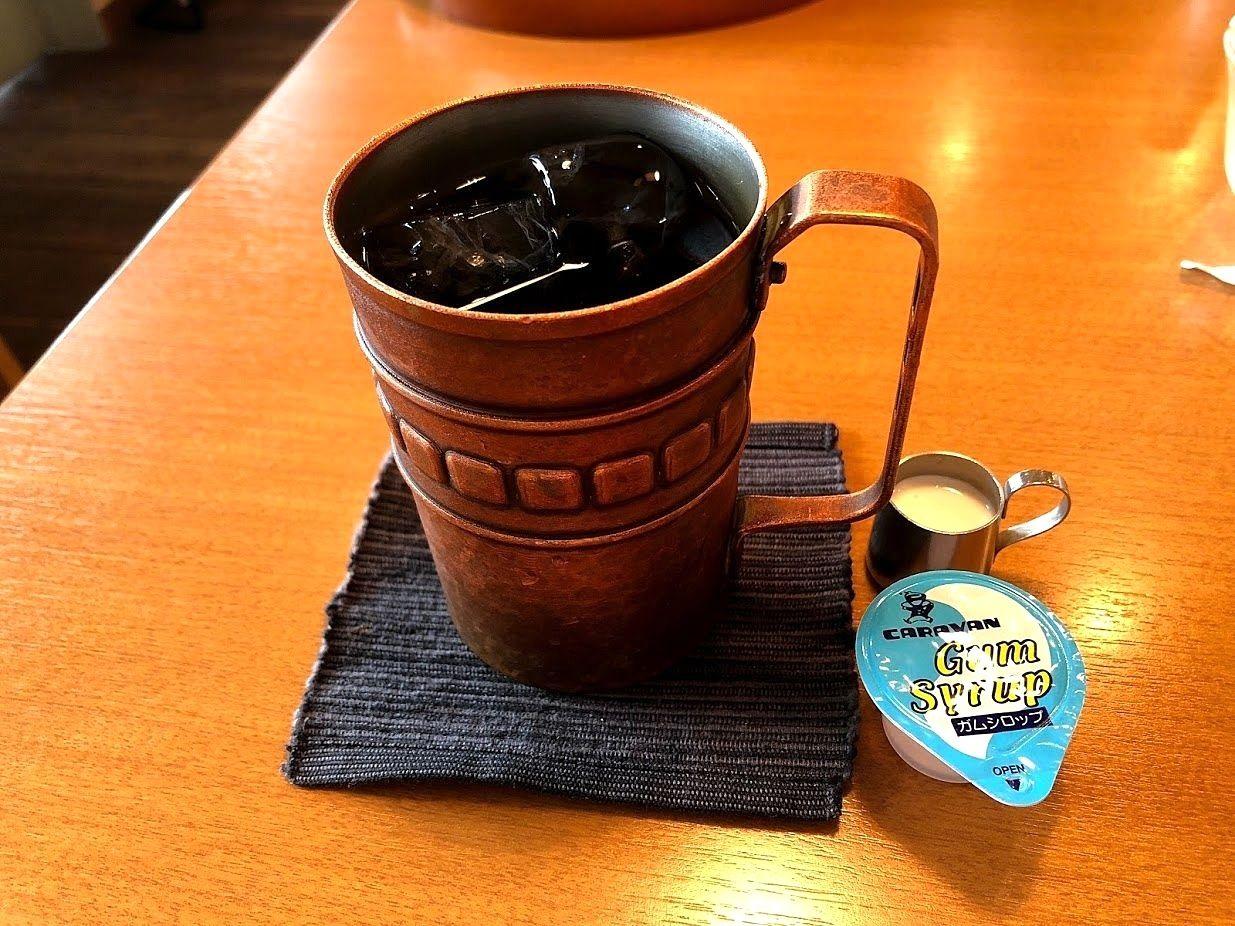 ノタリのアイスコーヒー