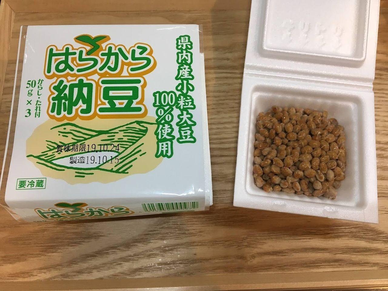 はらから納豆