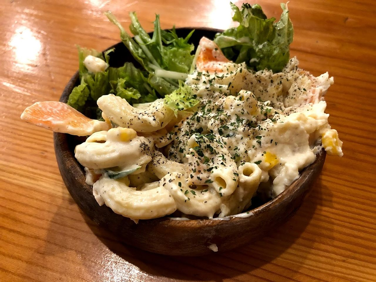 ポテマカサラダ 350円(税別)