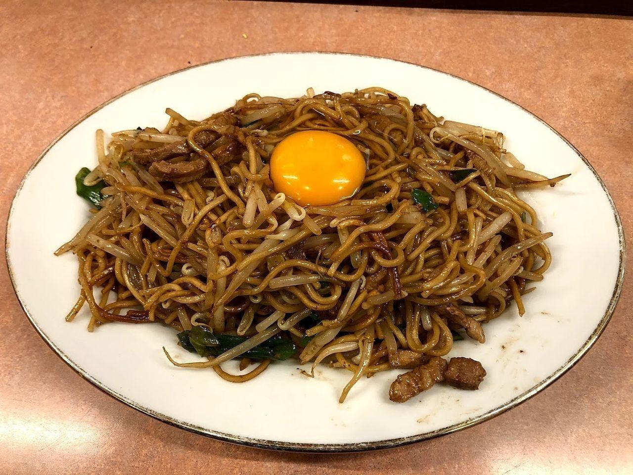 餃子Aセット(麺の量が中) 1,350円