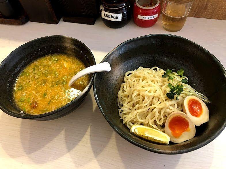 特製つけ麺 920円