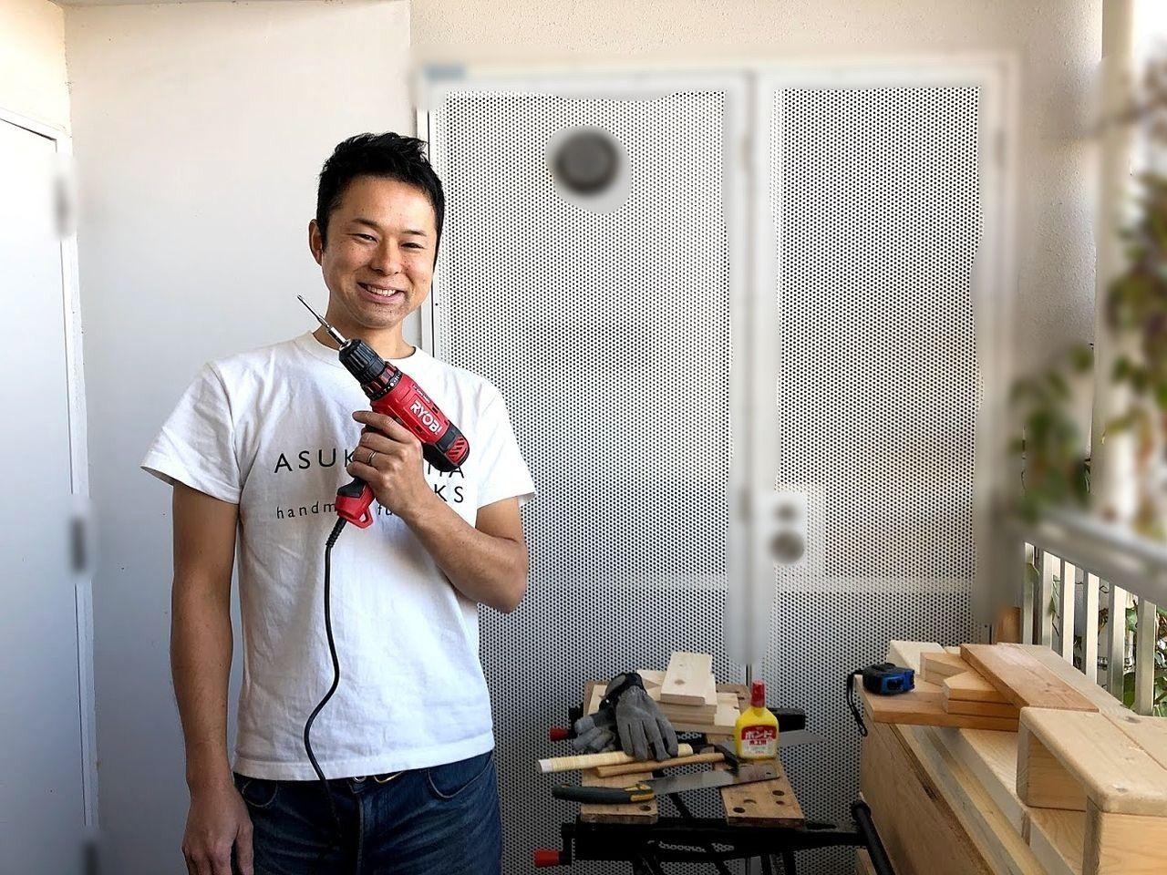 Asukayama Works(アスカヤマワークス)の齊藤 琢磨さん