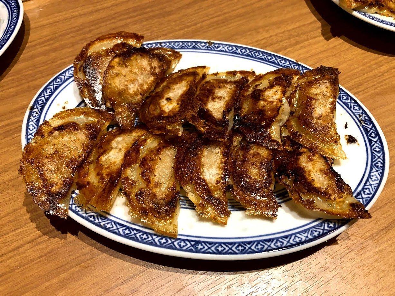 焼き餃子 290円(税別)