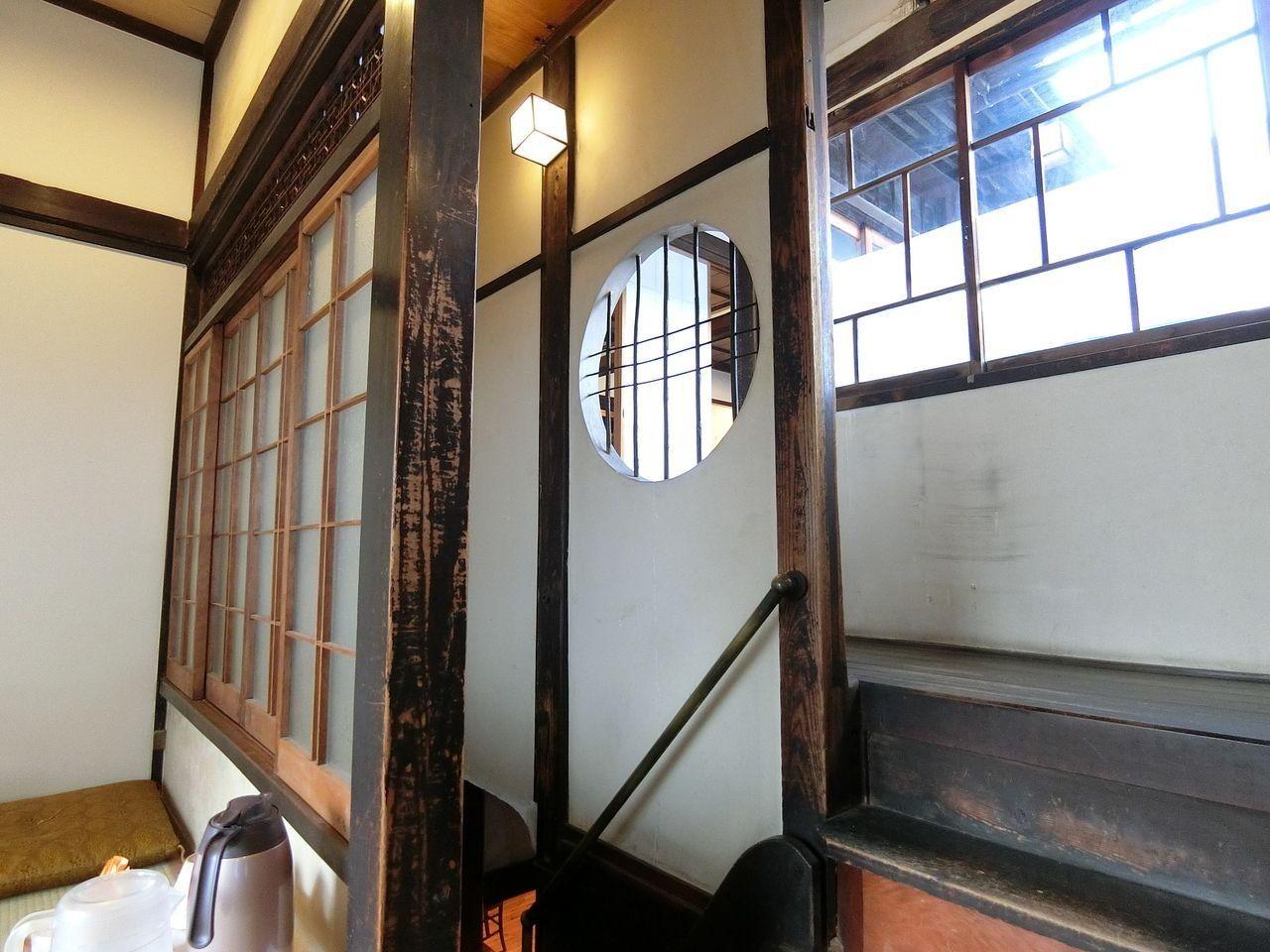 板五米店の2階