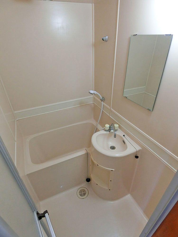 浴室と洗面台を別にするリフォーム