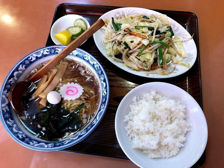 野菜炒めセット 980円