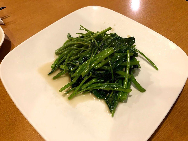 空心菜炒め 1,000円