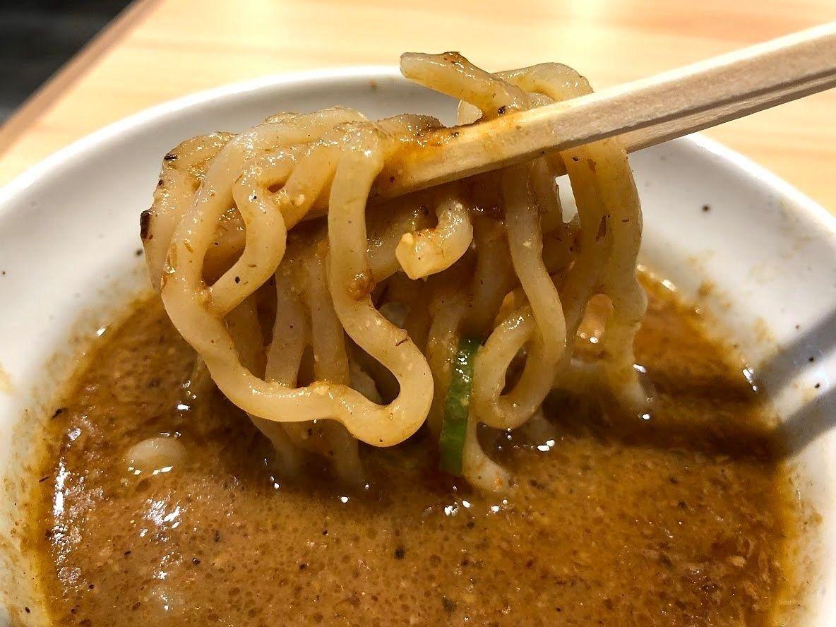 特濃みそつけ麺 900円(期間限定)