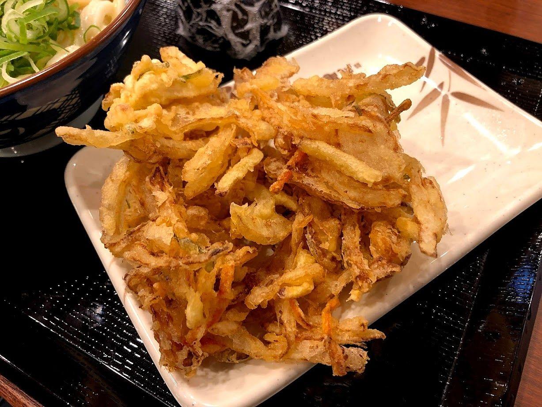 野菜かき揚げ 140円