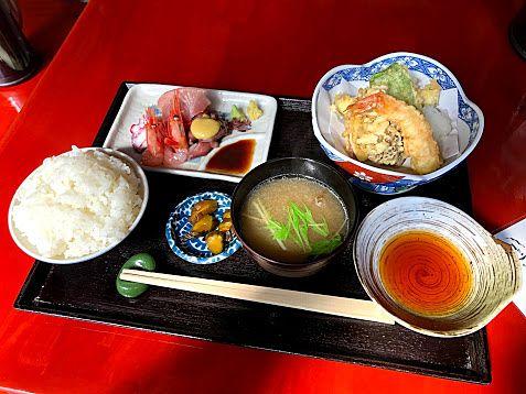 定食 1,000円