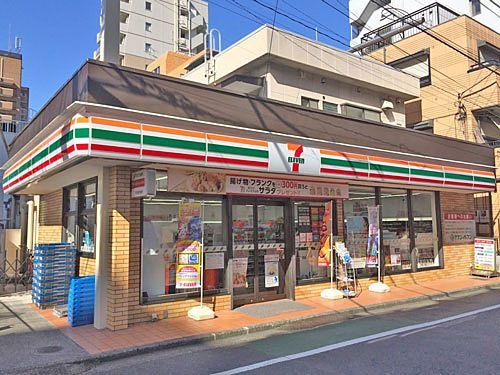 セブンイレブン板橋大山店