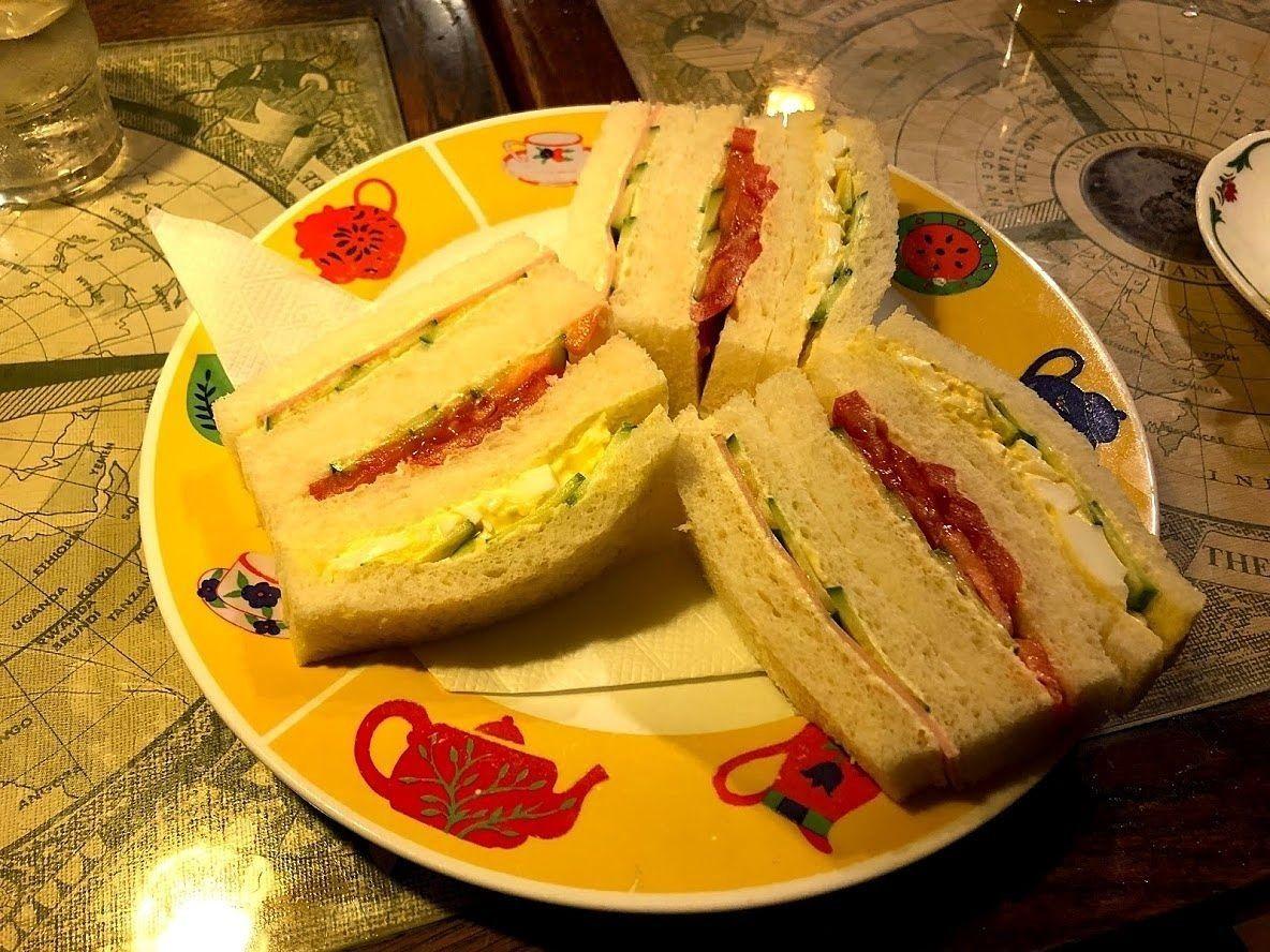 野菜サンドイッチ 560円