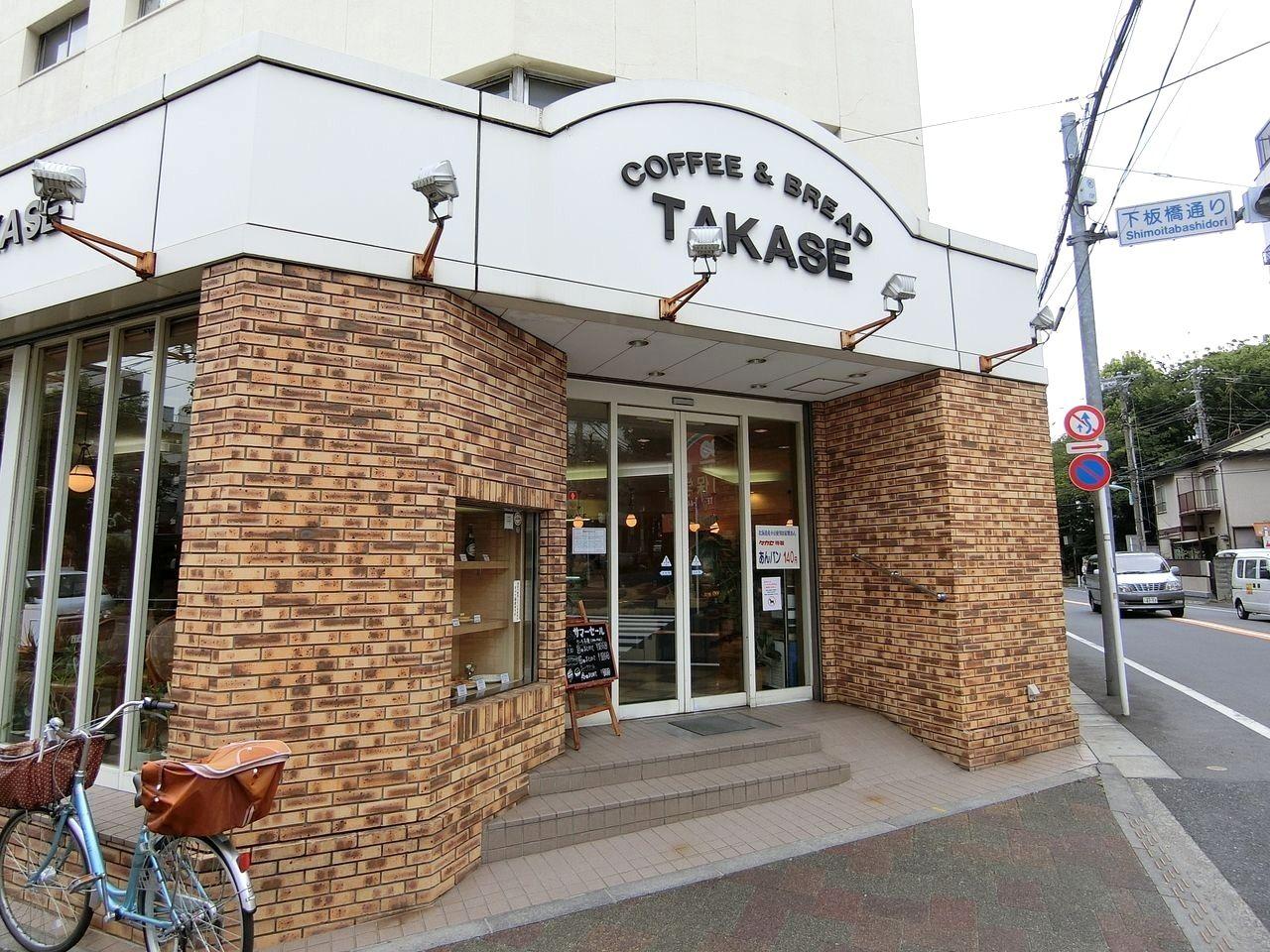 タカセ板橋店の喫茶店