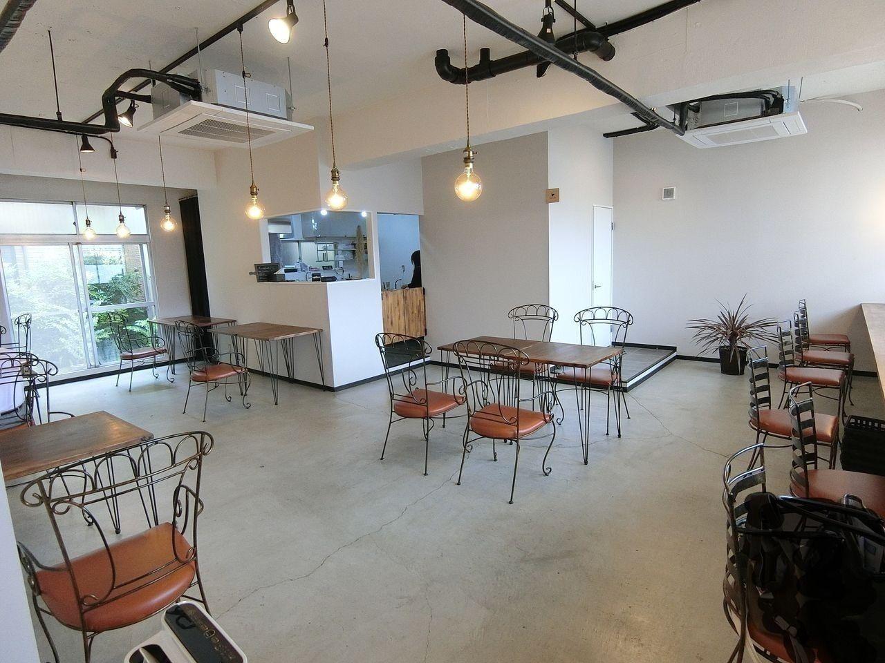 蓮根のcafe hachi(カフェ ハチ)