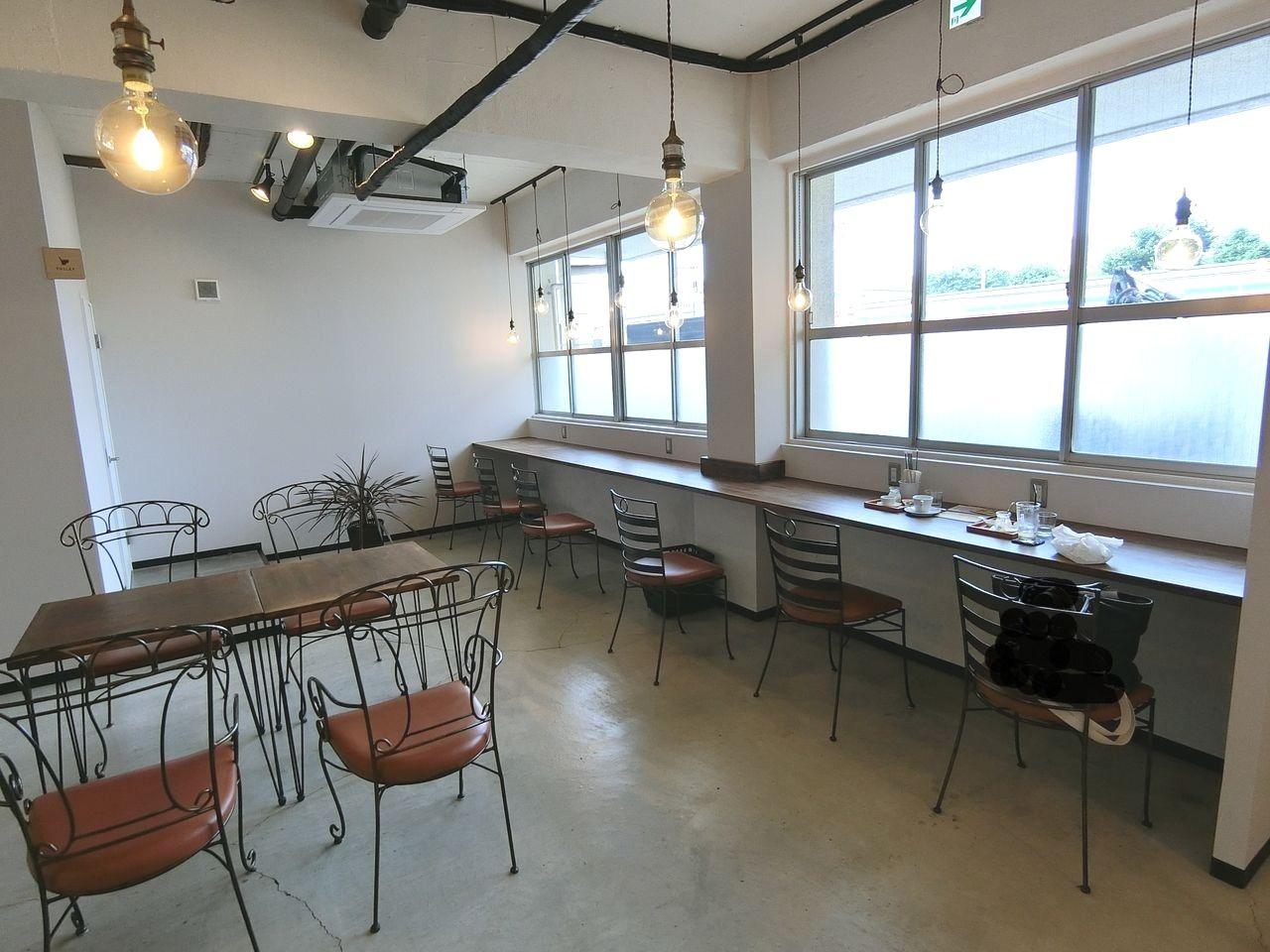 蓮根「cafe hachi(カフェ ハチ)」