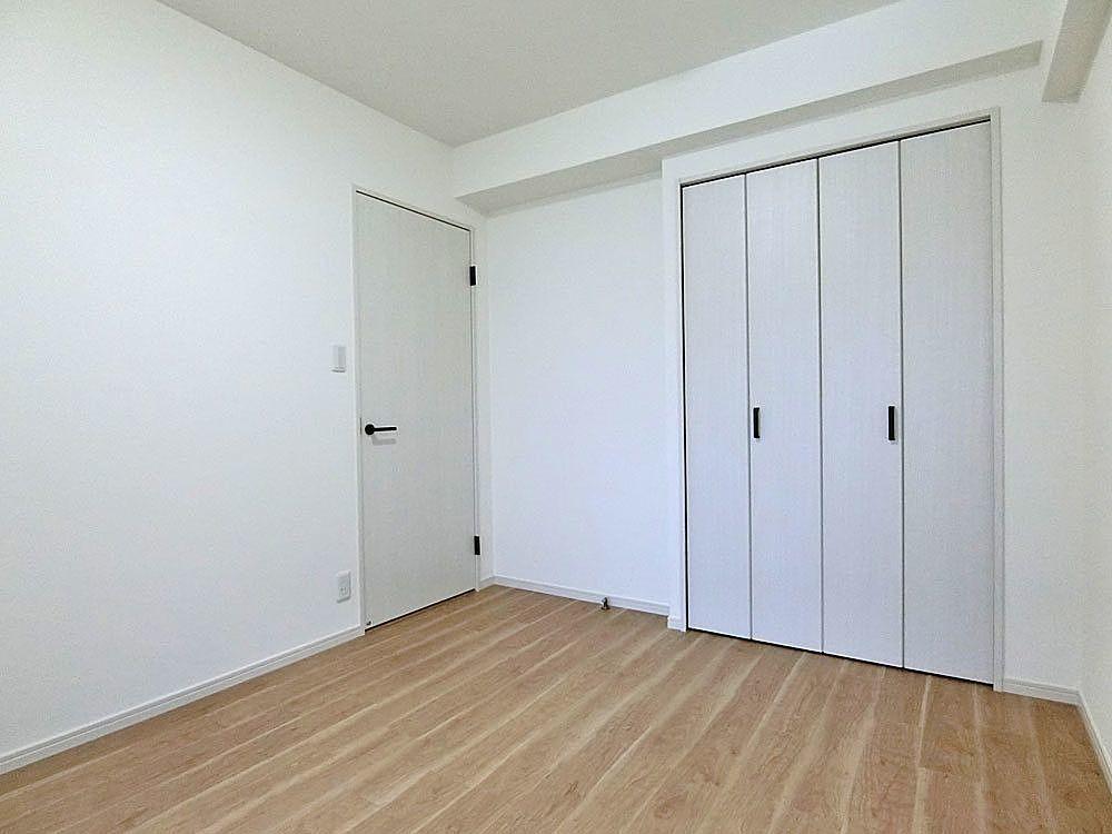部屋の広さより収納の広さを重視