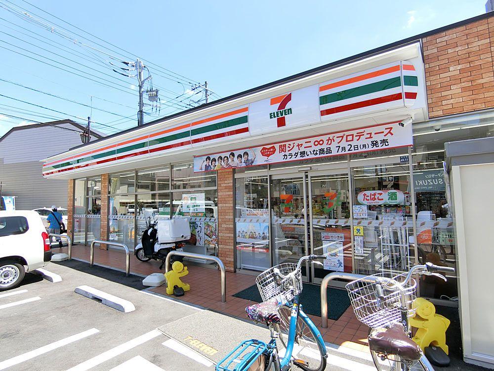 セブンイレブン板橋清水町東店