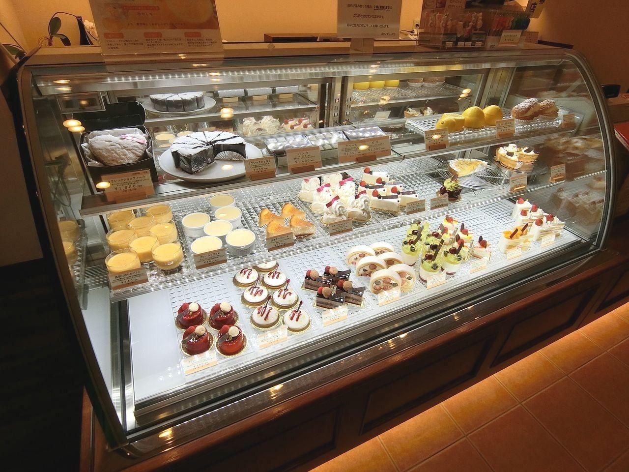 中板橋のケーキ屋「パティスリーマサ」