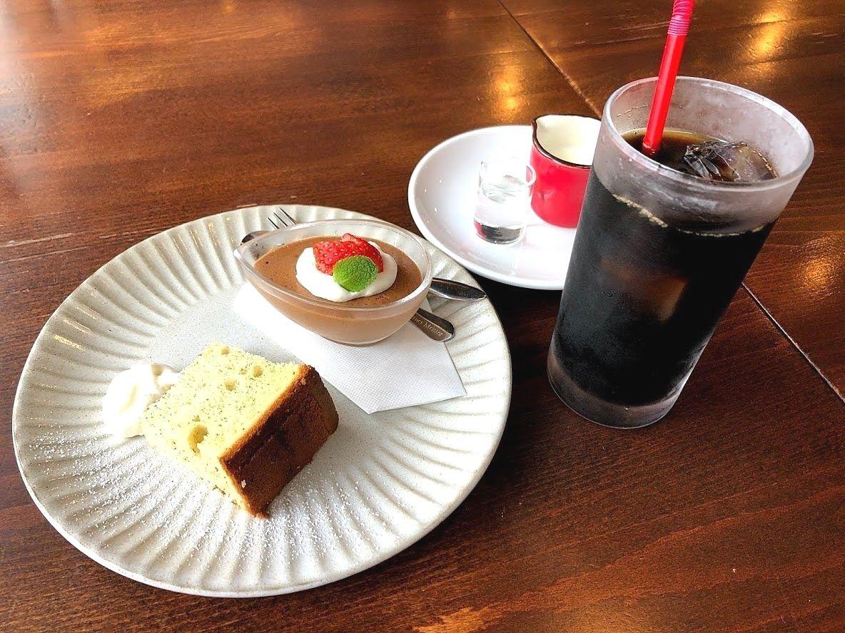 デザートセット 400円(税別)